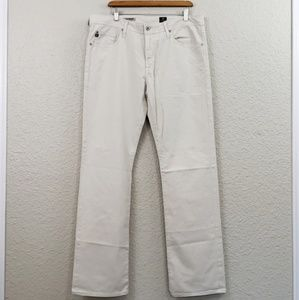 A.G Protege straight leg pants size 36×34